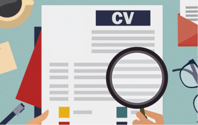 The importance of the CV