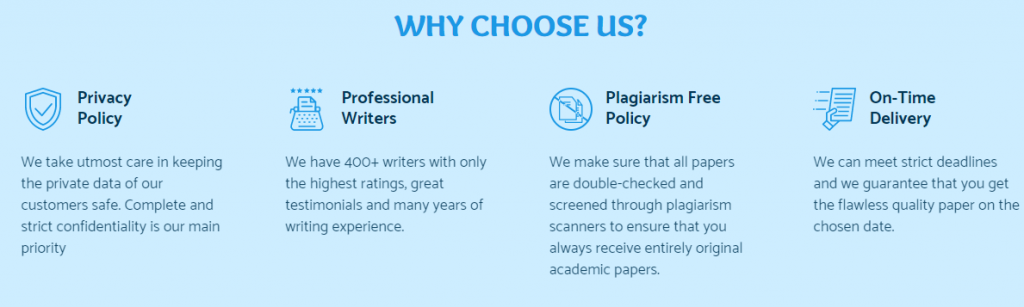 why choose essay writing service papersowl