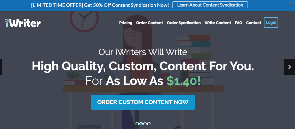 iWriter Writing Service Review